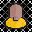 Luke Cage Powerman Muscle Icon