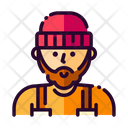Lumbberjack Icon