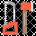 Lumberjack Tools Tool Icon