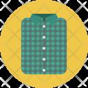 Lumberjack Shirts Collar Icon