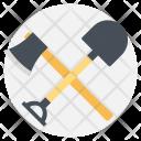 Tools Digging Lumberjack Icon