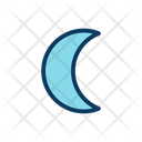 Lunar Moon Space Icon