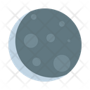 Lunar Eclipse Moon Icon