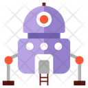 Lunar Module Landing Module Spacecraft Icon