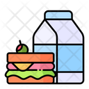 Lunch Food Meal Icon