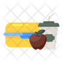Lunch Box Healthy Food Diet Food Icon