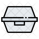 Lunch Box Lunchbox Icon