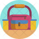 Baby Lunch Box Food Icon