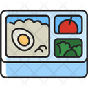 Lunch Box Food Lunch Icon