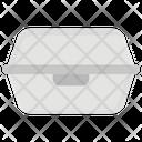 Lunch Box Dinner Box Box Icon