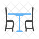 Lunch table Icon