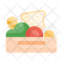 Lunchbox Food Lunch Icon