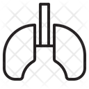 Lung Orgon Lungs Icon