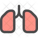 Lung Health Medical Icon
