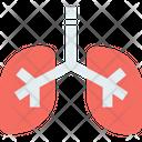 Lung Human Health Icon