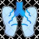 Lung Medical Medicine Icon
