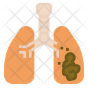 Lung Cancer Tumor Icon