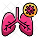 Lung Infection Icon