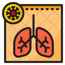 Lung Xray Icon