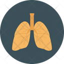 Lungs Medical Treatment Icon