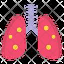 Organ Medical Breath Icon