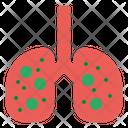 Lungs Medical Organ Icon