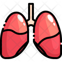 Lungs Organ Body Part Icon
