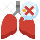 Lungs Body Parts Organs Icon