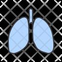 Lungs Bodypart Anatomy Icon