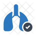 Lungs Checkup Icon