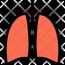 Lungs Clinic Medicine Icon