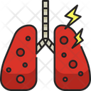 Broken Lungs Icon