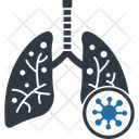 Lungs Infection Icon