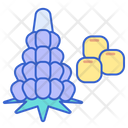 Lupin Allergens Food Icon