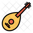 Lute Music Music Instrument Icon