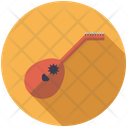 Lute String Music Icon