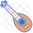 Lute Guitar Music Band Icon
