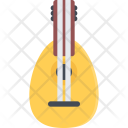Lute Music Equipment Icon