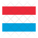 Luxembourg Flag Flags Icon