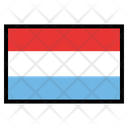 Luxembourg International Global Icon