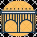Luxembourg Bridge Icon