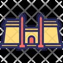 Luxor Temple Icon