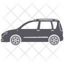 Car Machine Sport Icon