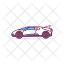 Luxury Cars Car Racing Car Icon