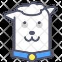 Dog Luxury Icon