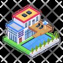 Luxury Home Icon