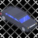 Luxury Limousine Car Icon
