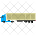 Cargo Construction Transport Icon