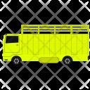 Cargo Construction Transport Icon