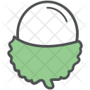 Lychee Egg Holder Icon